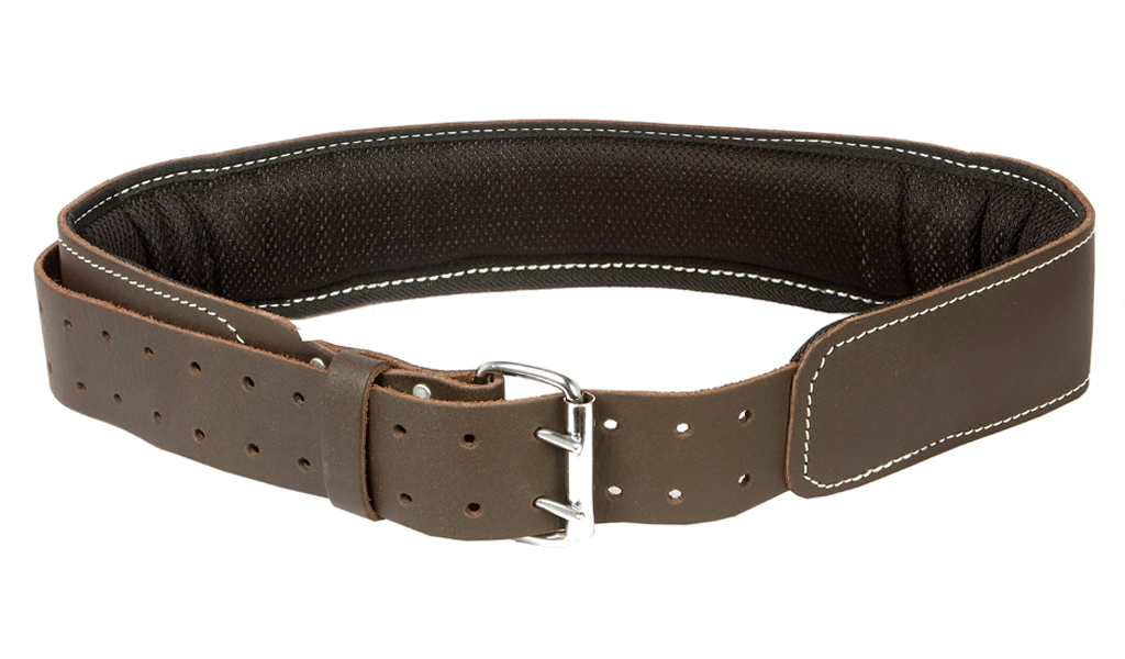 Padded Leather Tool Belt
